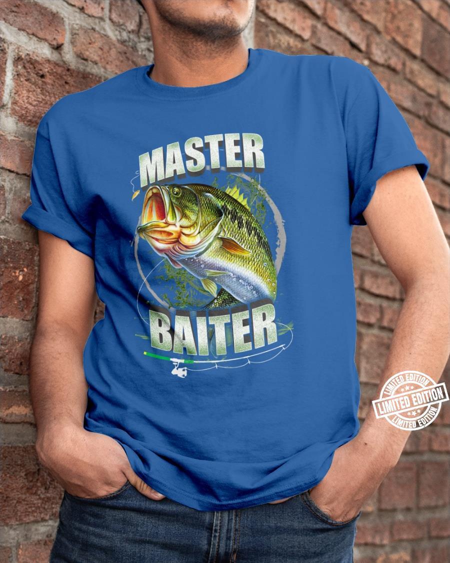 Master baiter shirt