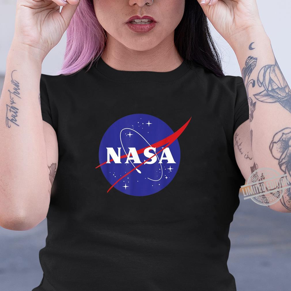 NASA Full Blue Logo C1 Shirt