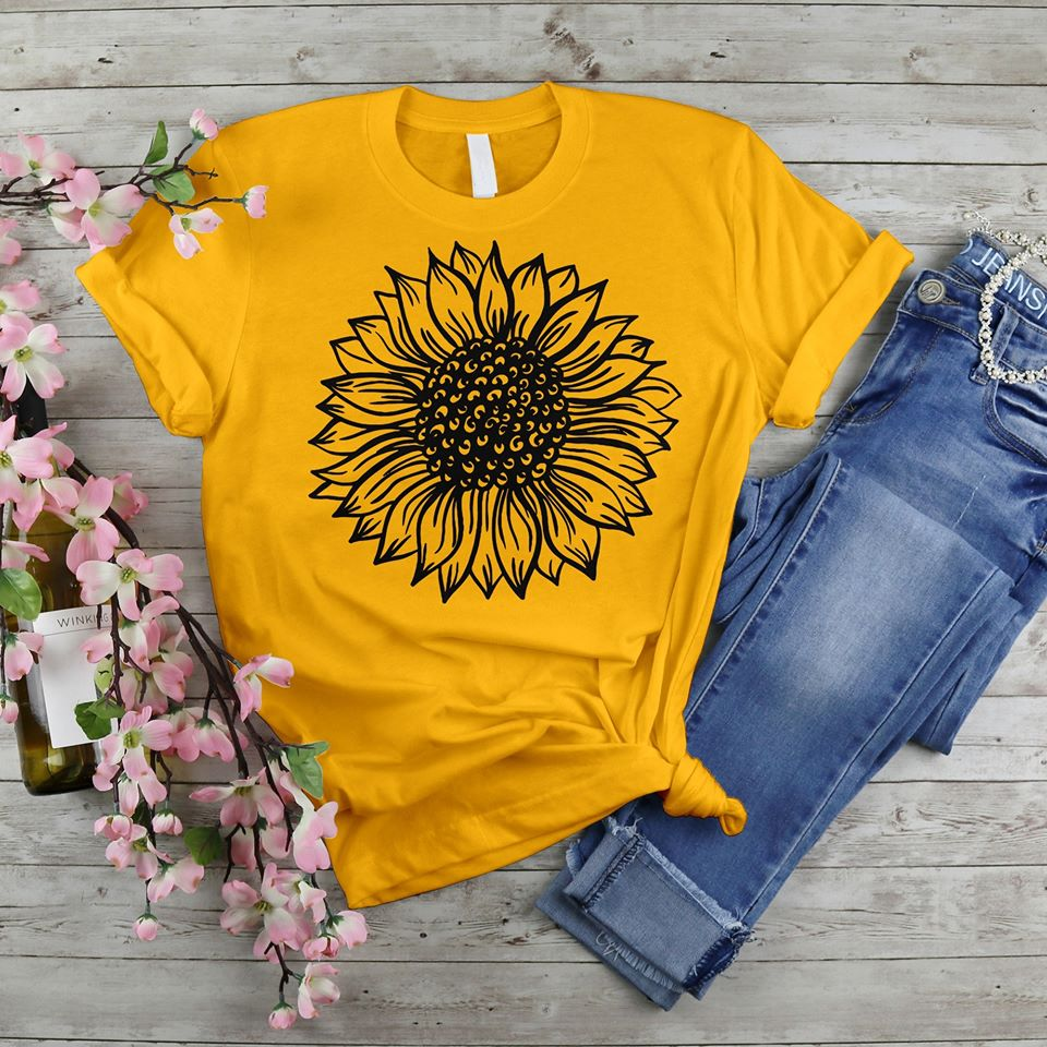 Official Sunflower Shirt