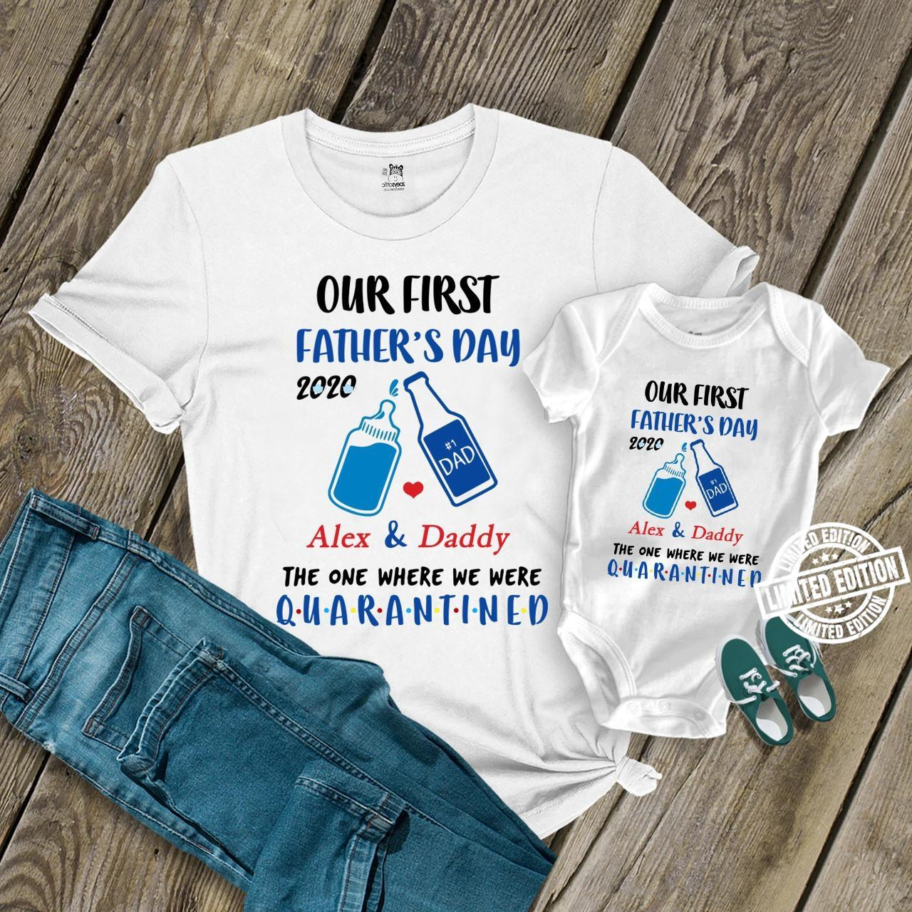 Our first father's day 2020 shirt