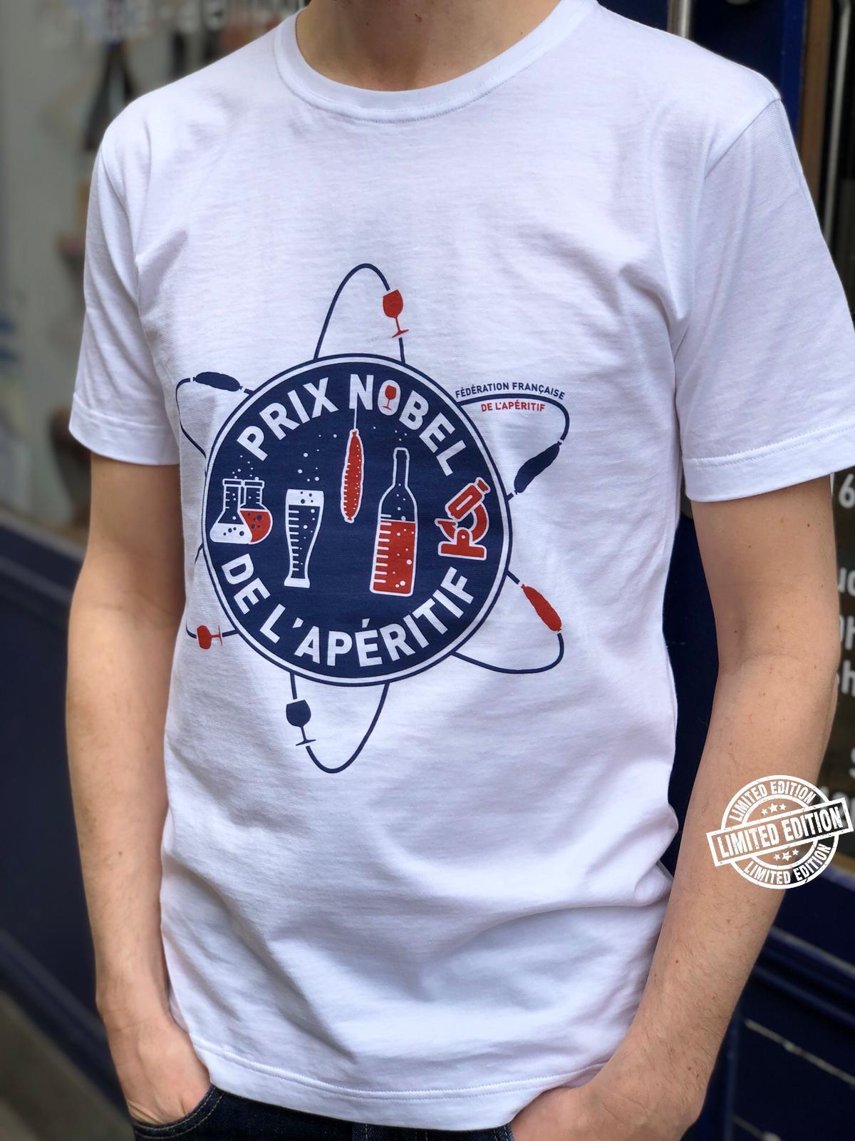 Prix Nobel de l'aperitif shirt