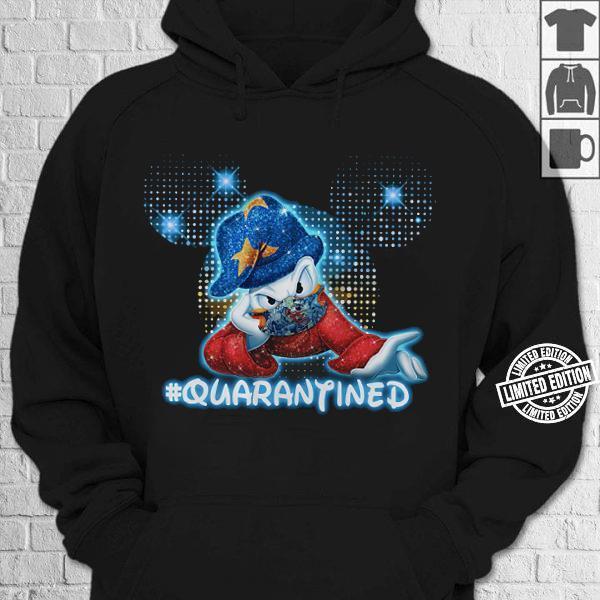 Quarantined donald shirt